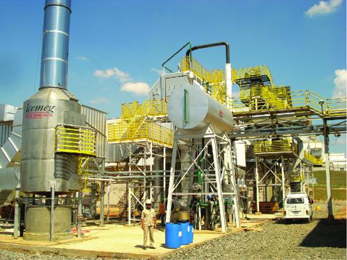 Nhà máy Ajinomoto tại Brazil là một trong 10 cơ sở sản xuất của Ajinomoto trên toàn cầu sử dụng công nghệ lò hơi sinh học.