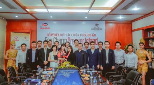 Gami Group ký kết chiến lược cùng 10 đối tác bất động sản.