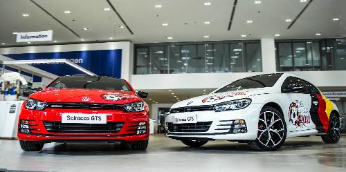 Hai dòng Volkswagen Scirocco đang có chương trình khuyến mãi trị giá 40 triệu đồng.