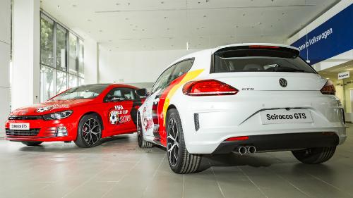 Khách hàng được hưởng chế độ bảo hành, bảo dưỡng toàn cầu khi mua Volkswagen Scirocco.