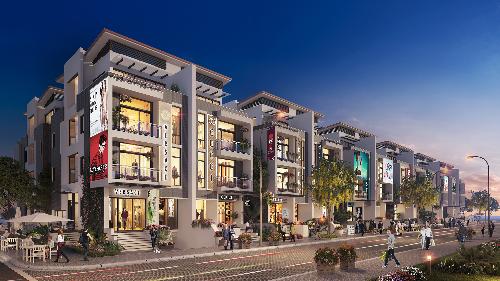 Nằm giữa lòng Thủ đô, Shop villa Imperia Garden giá từ 103 triệu đồng một m2.