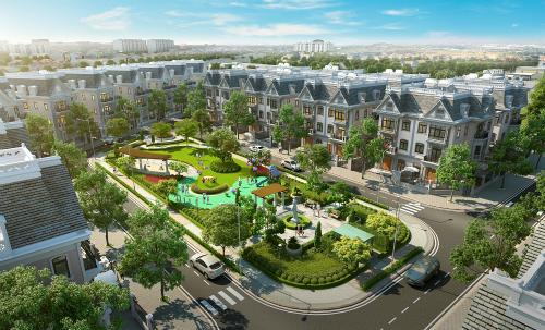 Victroria Village sở hữu không gian xanh trong lành nhờ gần sát 2 công viên trung tâm của quận 2. Liên hệ dự án: 0938551919 - 0938221226.