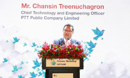 Thông qua việc khai trương văn phòng, lãnh đạo Polymer Marketing khẳng định cam kết gắn bó phát triển tại thị trường Việt Nam.