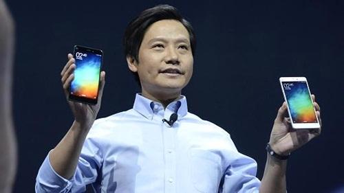 Lei Jun là nhà sáng lập kiêm CEO Xiaomi. Ảnh: AFP