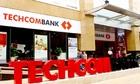 Techcombank chốt quyền chia cổ phiếu thưởng tỷ lệ 200%
