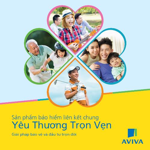 Yêu thương trọn vẹn đã nhận được sự hưởng ứng tích cực từ khách hàng và trở thành sản phẩm được lựa chọn nhiều nhất của Aviva Việt Nam.