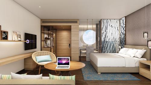 Khách sạn 5 sao Hyatt Regency Nha Trang sẽ khai trương quý một năm 2019.