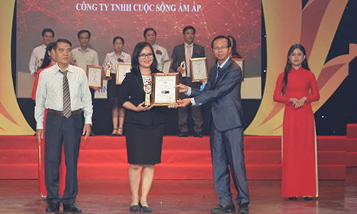 Trần Thúy Nga - Giám đốc bán hàng Cozy