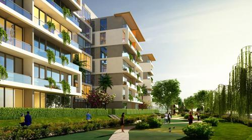 Jamona Sky Villas nằm sát rạch Bà Bướm,mật độ căn hộ thấp so với tổng diện tích xây dựng, số lượng giới hạn, lối đi riêng...