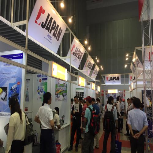 Japan Pavilion tham dự triển lãm quốc tế MTA Vietnam - 1