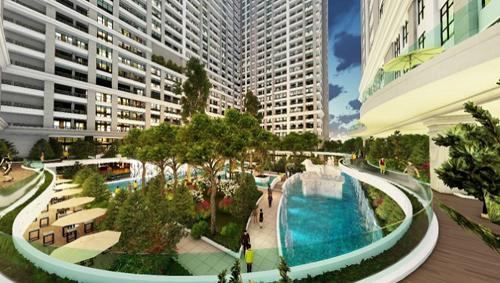 Sunshine Group sắp cất nóc khu căn hộ xanh 3.000 tỷ đồng - 1