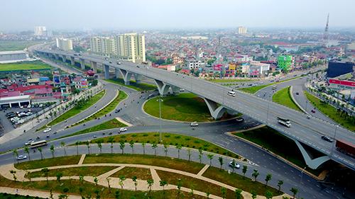 Nút giao Long Biên - một trong những dự án theo hình thức đối tác công tư của Hà Nội. Ảnh: Nhật Quang.