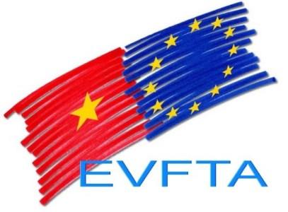 Nhiều kỳ vọng EVFTA sẽ được ký chính thức vào cuối năm 2018.
