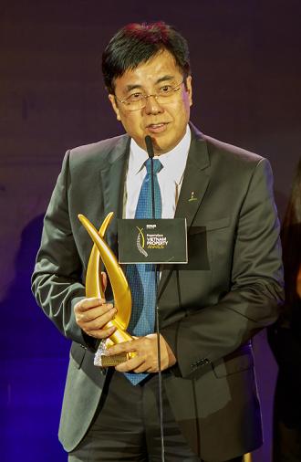 Ông Chen Lian Pang, Tổng giám đốc CapitaLand Việt Nam