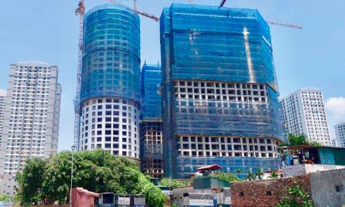 Sunshine Group sắp cất nóc khu căn hộ xanh 3.000 tỷ đồng