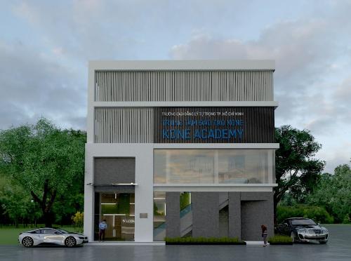 Trung tâm Đào tạo KONE