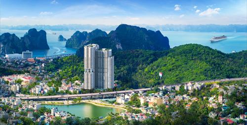 Căn hộ 3 trong 1 tại Ha Long Bay view