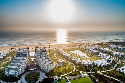 Vinpearl Resort & Golf Nam Hội An là mộttrong ba quần thể nghỉ dưỡng mang thương hiệu Vinpearl.