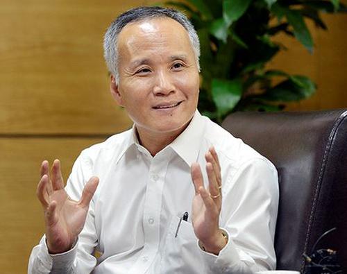 Ông Trần Quốc Khánh - Thứ trưởng Bộ Công Thương. Ảnh: PV