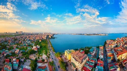 BĐS Hồ Tây vị trí đắt giá trong lòng Hà Nội
