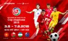 VNPT là nhà tài trợ chính giải bóng đá quốc tế U23