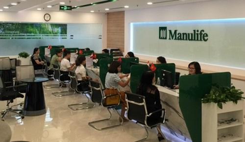 Manulife là một trong những doanh nghiệp bảo hiểm ngoại đầu tiên vào Việt Nam và hiện trong top dẫn đầu thị trường về quy mô vốn.