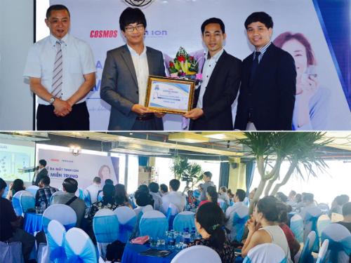Lễ ra mắt đã đón nhận sự quan tâm của Hiệp hội khoa học Đà Nẵng, Hiệp hội doanh nghiệp Thành phố Đà Nẵng, Cục tài nguyên môi trường Đà Nẵng và đông đảo khách hàng.