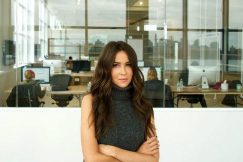 Katelyn Gleason - Nhà sáng lập kiêm CEO Eligible