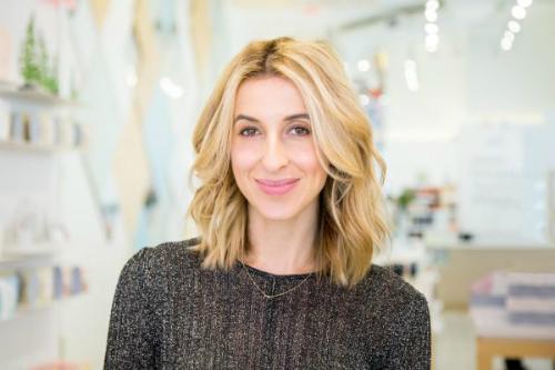 Katia Beauchamp - Đồng sáng lập kiêm CEO Birchbox