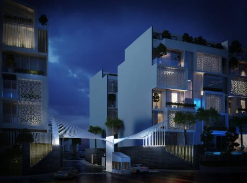 City Villas mang lại một không gian sống đặc quyền, an ninh và đậm chất riêng tư dành cho gia chủ.