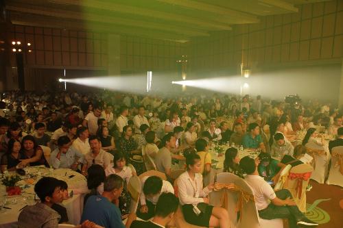 Sự kiện Giới thiệu Eco Charm Premier Island tại Đà Nẵng cuối tháng 6 thu hút nhiều nhà đầu tư.