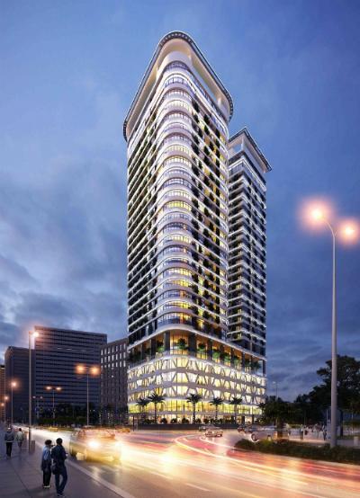 Dự án căn hộ tầm trung hấp dẫn khách mua