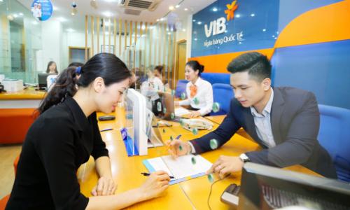 Các chỉ tiêu kinh doanh của VIB đều tăng trưởng tích cực trong nửa đầu năm 2018.