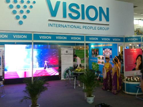 Công ty Vision đã chấm dứt hoạt động kinh doanh đa cấp tại Việt Nam