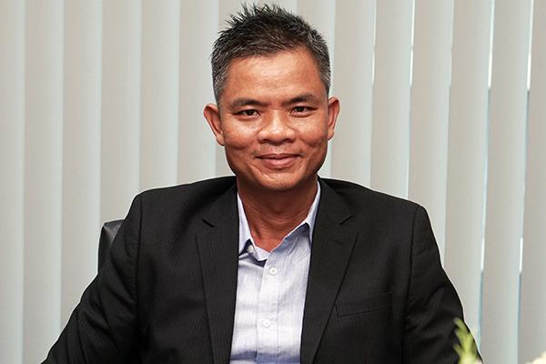 Ông La Quốc Phong. Ảnh: Tuấn Nhu
