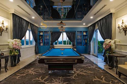 Mỗi biệt thự của Sol Villas đều được chú trọng thiết kế, hướng đến không gian sống sang trọng, đẳng cấp nhưng vẫn năng động, hiện đại.