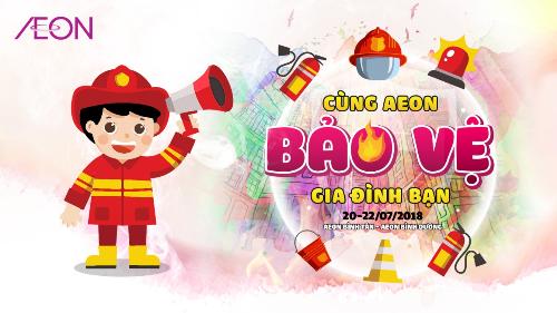 Tại chương trình, khách hàng sẽ được tham gia các trò chơi liên quan đến phòng cháy chữa cháy.