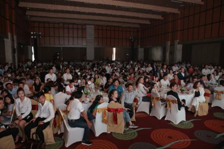 Lễ giới thiệu dự án tại Đà Nẵng cuối tháng 06.2018 đã không còn một chỗ trống