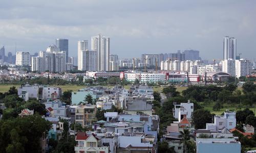 Bất động sản TP HCM hút vốn đầu tư Nhật