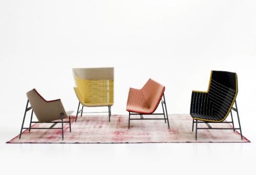 Ghế Paper Planes, thiết kế bởi bộ đôi Doshi & Levien