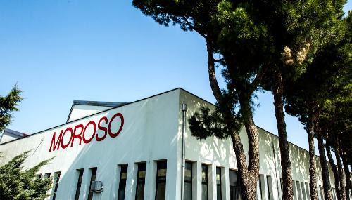 Trụ sở và nhà máy của Moroso tại thành phố Udine, Ý