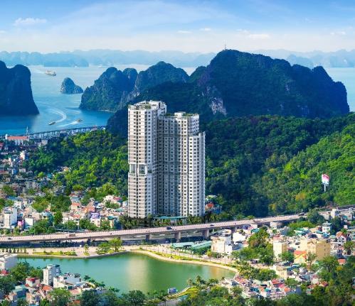 Ha Long Bay View có vị trí tuyệt đẹp