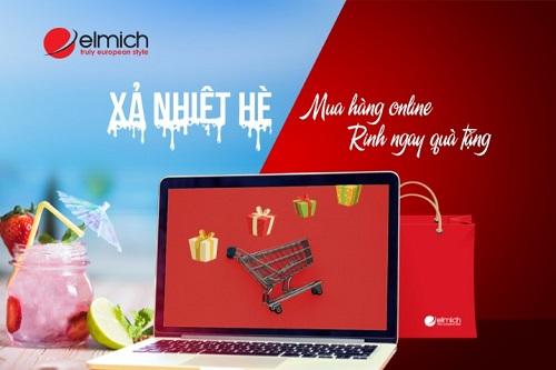 Chương trình dành cho khách hàng mua tại shop.elmich.vn