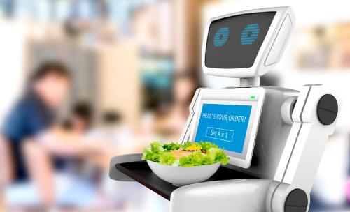 Kinh doanh Nhà hàng: Robot sẽ không thể thay thế con người hoàn toàn