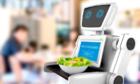 Robot chưa thể thay thế con người hoàn toàn trong kinh doanh nhà hàng