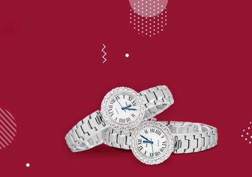 Đồng hồ Royal Crownchính hãngtừ Italygiảm ngay 66%.Hiện thương hiệu này có cửa hàng tại 79 quốc gia.