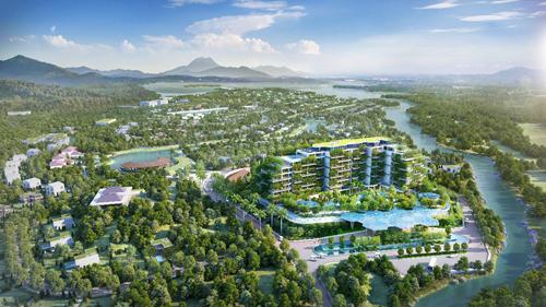 Không gian xanh trong lành đang trở thành xu hướng thiết kế mới nhằm đem đến cho con người những trải nghiệm tuyệt vời