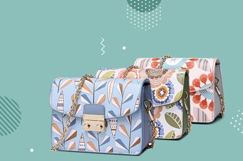 Túi hàng hiệu Venucođược ưu đãi đồng giá 666.000 đồng. Sản phẩm được sản xuất tại Tây Ban Nha, làm từ chất liệu da PU và Polyester. Có nhiều màu sắc khác nhau cho chị em lựa chọn như từ xanh, xanh biển phối với nhiều tông màu khác nhau.