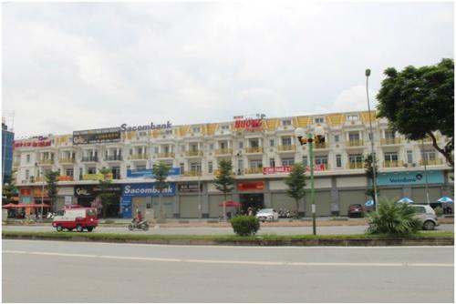 Shophouse 24h Vạn Phúc Hà Đông thu hút nhiều nhà đầu tư.