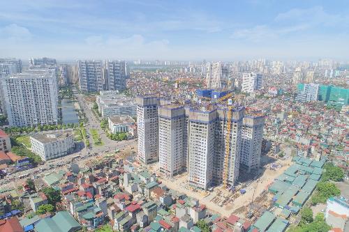 BĐS Nội đô luôn thu hút khách hàng nhờ vị trí trung tâm